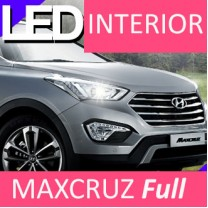 [LEDIST] Hyundai MaxCruz - LED Interior & Exterior Lighting Full Kit