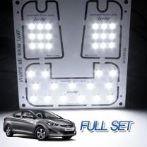 [LEDIST] Hyundai The New Avante MD - LED Interior Lighting Full Kit