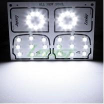 [LEDIST] KIA All New Soul - LED Interior Lighting Full Kit