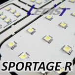 [LEDIST] KIA Sportage R - LED Interior & Exterior Lighting Full Kit