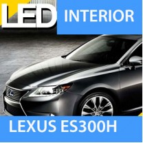 [LEDIST] Lexus ES 300h - LED Interior & Exterior Lighting Full Kit