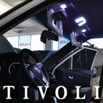 [EXLED] SsangYong Tivoli - 1533L2 POWER LED Interior & Exterior Lighting Full Set
