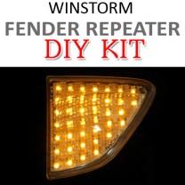 [GOGOCAR] GM-Daewoo Winstorm - Fender Side Repeater LED Modules DIY Kit