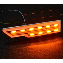 [EXLED] SsangYong Korando Turismo - Fender Reflector 2Way 1533L2 Power LED Modules