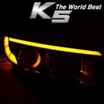 [EXLED] KIA The New K5 - Eyeline Panel Lighting Modules 1533L Power LED DIY Kit (Normal)