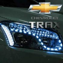 [EXLED] Chevrolet Trax - WF Block 2 Way LED Eyeline Upgrade