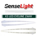 [SENSE LIGHT] KIA K3 - 2Way Eyeline LED Modules Set