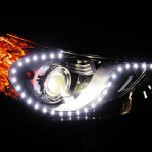[IONE] Hyundai Avante MD - LED Audi Style Eyeline Modules Set