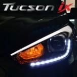 [EXLED] Hyundai New Tucson iX - 1533L2 Power LED DRL Upgrade Modules