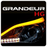 [XLOOK] Hyundai 5G Grandeur HG - Eyeline LED Modules Set
