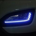 [EXLED] Hyundai Santa Fe DM - 2Way Fog Lamp Eyeline LED Modules