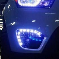 [EXLED] SSangYong Korando Sports - WF-Block Foglights Eyeline Modules