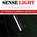 [EXLED] KIA K5 - LED Fender Signal Garnish Modules Set
