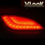 [XLOOK] Hyundai Tucson iX - Rear Bumper LED Reflector Modules DIY Kit