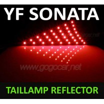 [GOGOCAR] Hyundai YF Sonata - Tail Lamp Reflector LED Modules Set