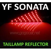 [GOGOCAR] Hyundai YF Sonata - Tail Lamp Reflector LED Modules Set