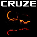 [EXLED] Chevrolet Cruze  - Panel Lighting Power LED Brake Modules Set