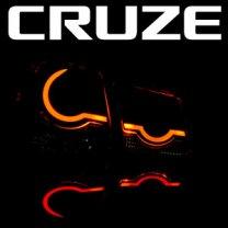 [EXLED] Chevrolet Cruze  - Panel Lighting Power LED Brake Modules Set