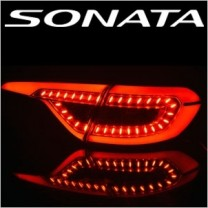 [EXLED] Hyundai LF Sonata  - Power LED Brake 38.4W Modules Set