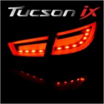 [EXLED] Hyundai Tucson iX / ix35 - Panel Lighting Brake Lights LED Modules Set