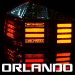 [EXLED] Chevrolet Orlando  - Panel Lighting Power LED Tail Lamp Modules Set
