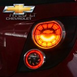 [EXLED] Chevrolet Aveo - Panel Lighting Tail Lights FULL LED Modules