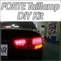 [GOGOCAR] KIA Forte - Audi Style LED Tail Lamp Module Set
