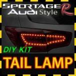 [IGOGOCAR] KIA Sportage R - Audi Style LED Tail Lamp Module Set