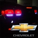 [EXLED] Chevrolet Malibu - Panel Lighting LED Taillights