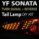 [GOGOCAR] Hyundai YF Sonata - Tail Lamp LED Modules DIY Kit