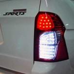LED-модули задних фонарей - SSangYong Korando Sports (EXLED)