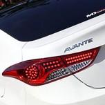 [IONE] Hyundai Avante MD - LED Tail Lamp Module DIY Kit (T Ver.)