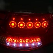 [XLOOK] KIA Forte - UFO Taillights LED Modules Full Set