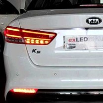 [EXLED] KIA All New K5  - Sequential Turn Signal & Backup Lights Power LED Modules