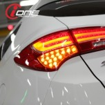 [IONE] Hyundai Santa Fe DM - LED Rear Turn Signal S DIY Kit