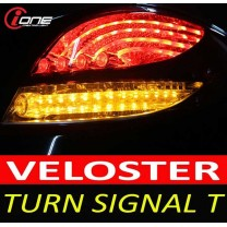 [IONE] Hyundai Veloster - LED Rear Turn Signal T Modules DIY Kit