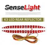 LED-модули задних рефлекторов 2-Way - KIA K3 (SENSELIGHT)
