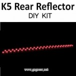 [GOGOCAR] KIA K5 - Rear Bumper LED Reflector Modules Set (3528)