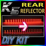[GOGOCAR] KIA K5 - Rear Bumper LED Reflector Modules Set (5450)