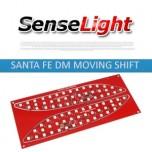 [SENSELIGHT] Hyundai Santa Fe DM - 3Way LED Moving Shift Rear Reflector Modules