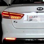 [EXLED] KIA All New K5  - Sequential Rear Reflector 3Way Power LED Modules