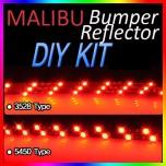 [GOGOCAR] Chevrolet Malibu - Rear Bumper LED Reflector Modules Set