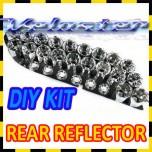 [GOGOCAR] Hyundai Veloster - Rear Bumper LED Reflector Modules DIY Kit