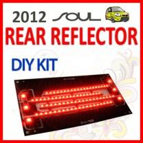[GOGOCAR] KIA Soul 2012 - Rear Bumper LED Reflector Modules Set