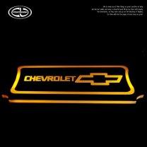[CHANGE UP] Chevrolet Captiva - LED Cup Holder & Console Plate Set