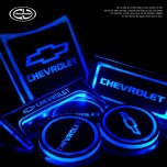 [CHANGE UP] Chevrolet Spark  - LED Cup Holder & Console Plate