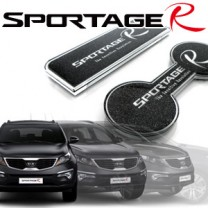 [LEDIST] KIA Sportage R - LED Cup Holder & Console Plate