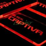 [LEDIST] Chevrolet Captiva - LED Inside Door Catch Plates Set