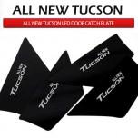[SENSE LIGHT] Hyundai All New Tucson - LED Inside Door Catch Plates Set