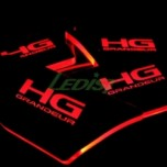 [LEDIST] Hyundai 5G Grandeur HG - LED Inside Door Catch Plates Set